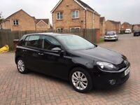 2012 VOLKSWAGEN GOLF 2.0 TDI BLUEMOTION TECH, ONE PREVIOUS OWNER, MOT 12 MONTHS