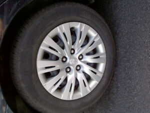 Hubcap for 2012 Camry