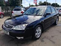 2004 Ford Mondeo 2.0TDCi Ghia Long Mot Part Service History Diesel