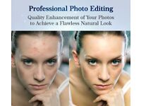 Professional HD Photo Retouch Editing AirBrushing FAST 100% Flawless Natural Look Gurantee