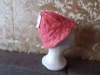 """Hat """"H&M""""Pink Size: Eur 80 ,Age 9 - 12 Months New With Tags from Norway"""