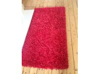 Red Rug excellent condition