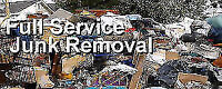 ABSOLUTE LOWEST PRICES ON THE REMOVAL OF JUNK/GARBAGE