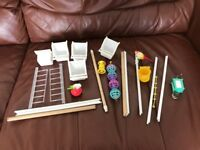 Bird cage toys £5 the lot