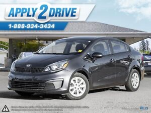 2016 Kia Rio LX+ 6 Speed Power Windows