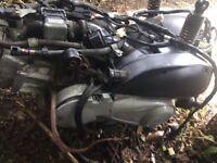 Honda ps parts