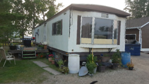 Mobile home for sale ready to move