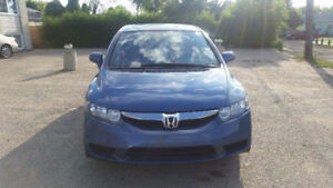 2009 Honda Civic Sports Sedan.90kkm.Lady driver