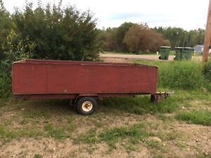 4 x10 - Utility Trailer - located in Calling Lake