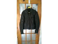 Frank Thomas motorcyle jacket