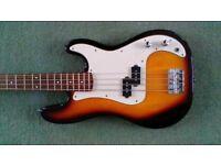 Encore bass guitar