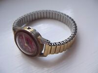 lady's ingersoll watch and strap