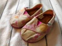 TOMS shoes toddler kids size 3 *3for2*