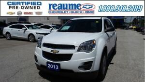 2013 Chevrolet Equinox LS Bluetooth Cruise Control