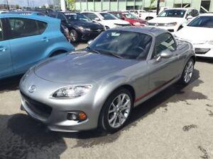 2014 Mazda MX-5 GT Cuir+Toit Rigide+Plaisir a Conduire Inclus !!