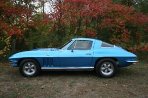 FOR SALE - $75,000 - 1966 CORVETTE COUPE - PRISTINE CONDITION