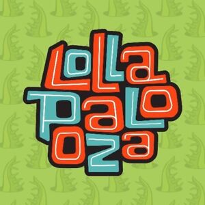 Lollapalooza - 2 tickets for Sunday in Chicago