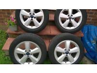 Ford alloys 16 inch