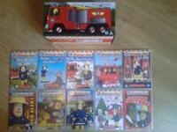 Fireman Sam Jupiter 10 DVD Box set