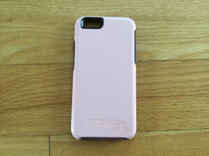 PINK/PURPLE OTTERBOX FOR IPHONE 6S
