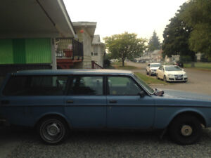 1984 Volvo 245 must go