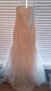 Wedding dress (NEVER WORN)