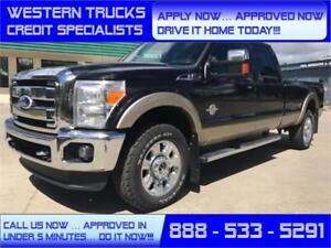 2011 Ford F-350 FX4 Lariat 4x4 ~ 5th Wheel Tow Group ~ $308 B/W