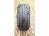 tyre 19550vr15 8 mm tread