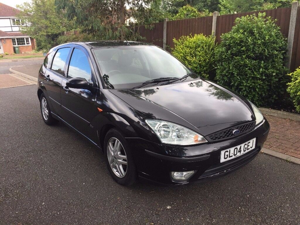 ford focus 1 8 tdci diesel 2004 1 year mot cheap car in. Black Bedroom Furniture Sets. Home Design Ideas