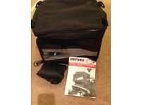 Oxford Motorcycle Tailpack Luggage As New