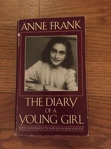 BOOK: Anne Frank the Diary of a Young Girl