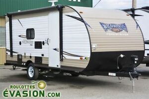 2018 Wildwood 197BH SEULEMENT $16,985