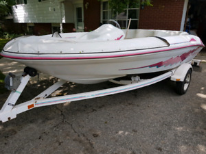 Searay jet boat