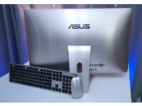 """ASUS zen all in one 4k touch pc 21.5"""""""