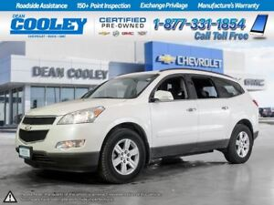 2011 Chevrolet Traverse 1LT/ REMOTE START/HTD FRONT SEATS/ BLUET