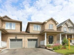 Semi Detached Improved North Whitby Home Attached By Garage Only