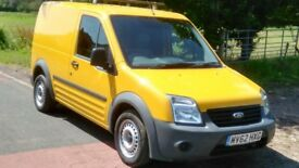 TRANSIT CONNECT T200 1.8 TDCI ONE OWNER