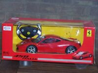 Remote Controlled Farrier 458 Italia
