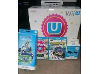 Wii U 250gig + Brazilian Mod