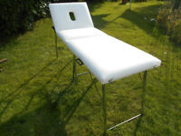 Massage Table Folding type, by Zeta (Italy)