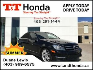 2014 Mercedes-Benz C-Class C300 4MATIC* 1 Owner, No Accidents, B