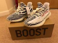 Adidas Yeezy Boost 350 v2 Zebra UK 9.5