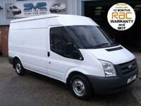 2011 61 FORD TRANSIT 280 MWB SEMI HIGH / MED ROOF 85BHP VERY CLEAN VAN CHOICE OF