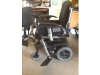 Electric Wheelchair powerchair 10kmh FWD or RWD Hardly used