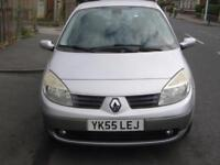 55 PLATE RENAULT SCENIC 1.6 VVT SPECIAL EDITION MAXIM