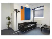 Genuine Le Corbusier Leather/Chrome Designer Sofa
