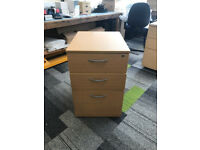 Desk Pedestal For Sale