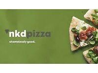 NDK Pizza Edinburgh. New Store opening. Now Hiring!!!
