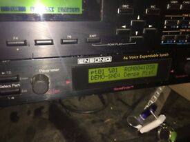 Ensoniq MR Rack mount