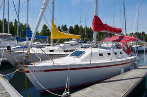 CS 30 Sailboat - Excellent Condition, Sail Away